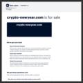 crypto-newyear.com screen