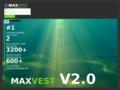 HYIP Program:Maxvest screenshot