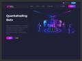 QUANTATRADINGBOTX.COM screenshot