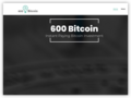 600bitcoin.com screenshot