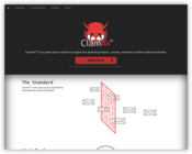 Clam AntiVirus is an open source (GPL) anti-virus toolkit for UNIX, designed especially for e-mail scanning on mail gateways.