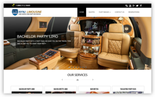 Party Limo Bus Rental NJ