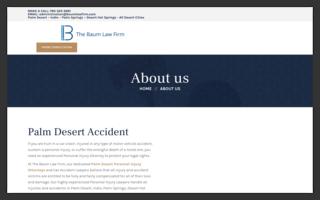 Injury Attorney, Indio CA
