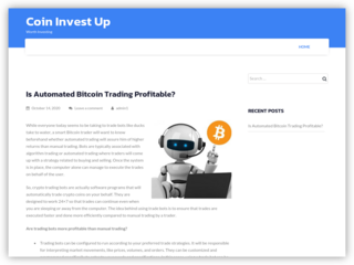 Coin Invest Up LTD