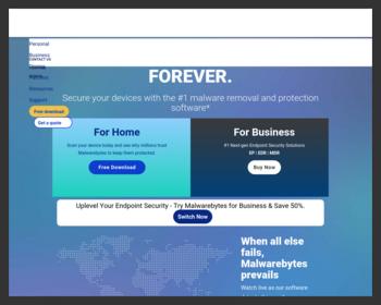 �����E�C���X�`�F�b�N�c�[�� Malwarebytes Anti-Malware �����T�C�g | �g���C�̖ؔn �}���E�F�A �o�b�N�h�A �X�p�C�E�F�A �U�Z�L�����e�B�\�t�g �U�E�C���X��\�t�g