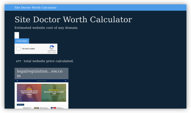SiteDoctor   SEO Page Analyszer, Check links, page Health online   Tools