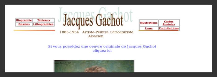 Jacques Gachot