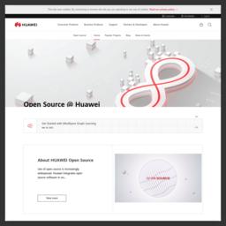 华为开源平台