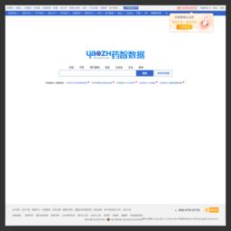 药智数据 - 中国医药健康产业数据服务商