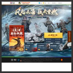 网站 刀剑英雄(dj.changyou.com) 的缩略图