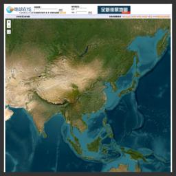 交通地图-地球在线-芒果目录站推荐