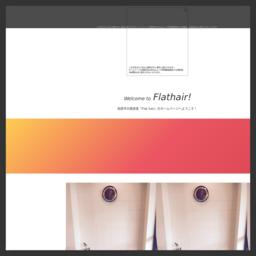 Flat hair のホームページ