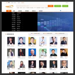 jiangshi.org的网站截图