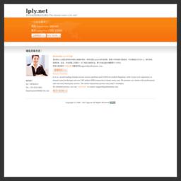 Lply分类目录_网址大全_网站目录_上网导航_网站提交