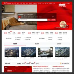 宁波房天下地产网网站截图