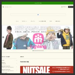 アメカジブランドのベビー・子供服のオンラインショップ NUTS KIDS CLOTHING ナッツキッズ クローズ