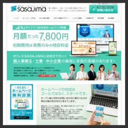 大阪 ホームページ作成|オフィスSASAJIMA
