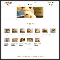 ◆ルブレ◆雑貨とブロカントと犬◆古道具と現行品雑貨の販売◆東京都板橋区大山【雑貨店ルブレ】