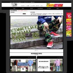 ロックTシャツなどストリート系の商品を中心に数多くの商品を取り揃えております。品揃えは3000点以上、年中無休で発送します。:T-LINK - 通販 - Yahoo!ショッピング