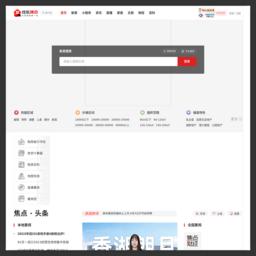 绍兴搜狐焦点网网站截图