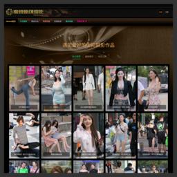 魔镜街拍摄影网