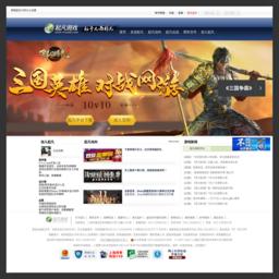 网站 三国争霸(www.7fgame.com) 的缩略图