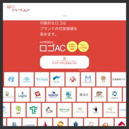 ロゴデザイン会社のロゴAC