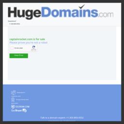 CAPTAIN  WEB SITE