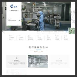 不锈钢阀门_不锈钢管件_卫生级管件_浙江超飞科技有限公司的网站缩略图