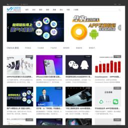 中国派CN314智能生活网截图