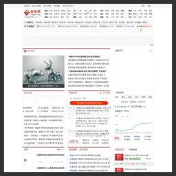 中国黄金投资网截图