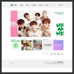 cube entertainment官方网