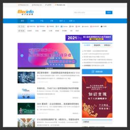 elecinfo电子信息网
