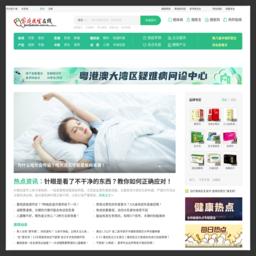 www.familydoctor.com.cn的网站截图