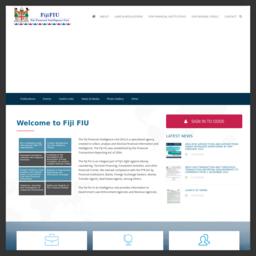 斐斐济金融情报局