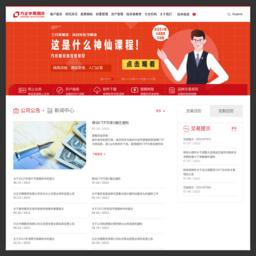 www.founderfu.com网站截图