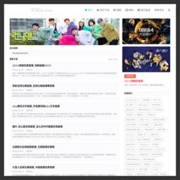 韩饭网网站缩略图