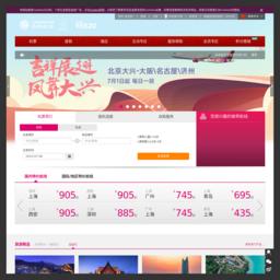 吉祥航空官方网站