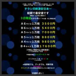 Kanan&Co.驚愕の激安チラシ印刷