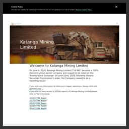加丹加矿业