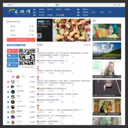 龙腾网网站截图