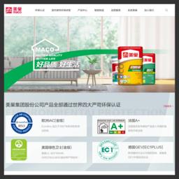 美巢网站缩略图