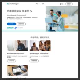 MindManager思维导图中文网