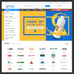 牛化工 | 化工原料一站式自营B2B电商平台
