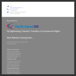 斐济太平洋岛屿航空