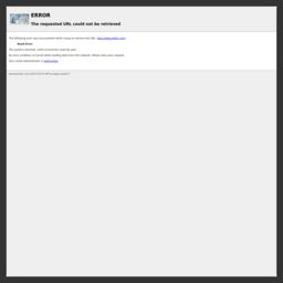 浦東數據中心網站截圖