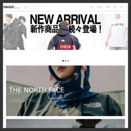 【楽天市場】ストリートファッション通販サイト GINEGER(ジンジャー)/BULLISH(ブリッシュ)公式通販