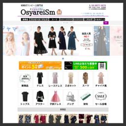 結婚式ワンピース専門店_OsyareiSmは結婚式ワンピースをメインに取り扱っているインポートセレクトショップです。キレイめ&エレガントをコンセプトに30代、40代の女性を中心に輝けるワンピースとパーティードレスをご提案しております。