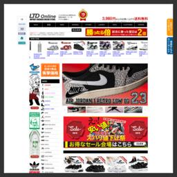 海外限定モデルを中心に良いモノをより安くセレクトしています。:LTD onlineへようこそ。