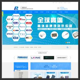 广瑞泰电子_全球高端晶振现货渠道商
